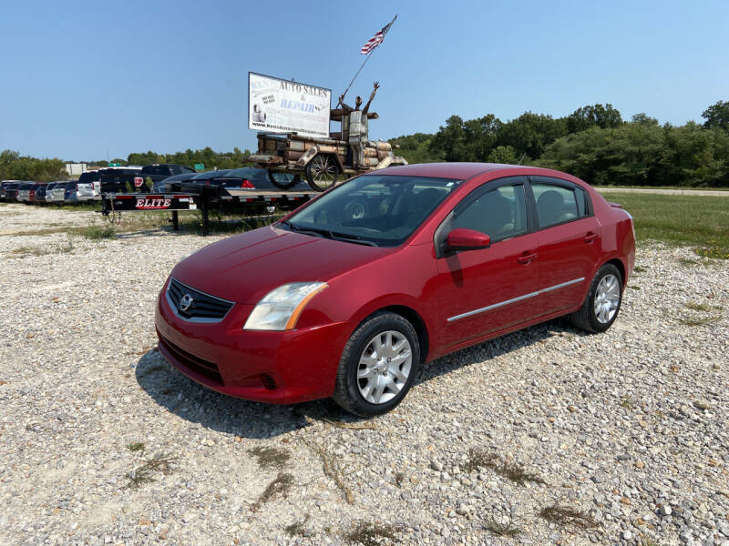 2011 Nissan Sentra for sale at Ken's Auto Sales & Repairs in New Bloomfield MO