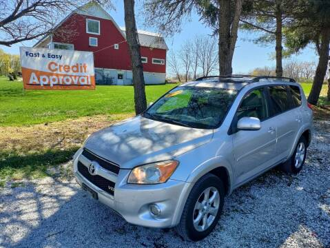 2009 Toyota RAV4 for sale at Caulfields Family Auto Sales in Bath PA