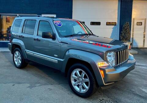 2012 Jeep Liberty for sale at Saugus Auto Mall in Saugus MA