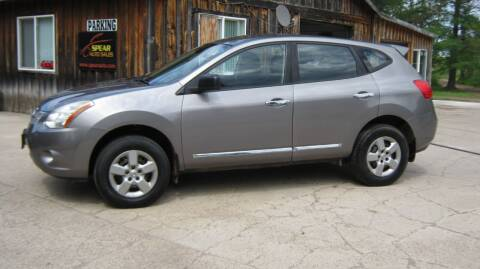 2011 Nissan Rogue for sale at Spear Auto Sales in Wadena MN