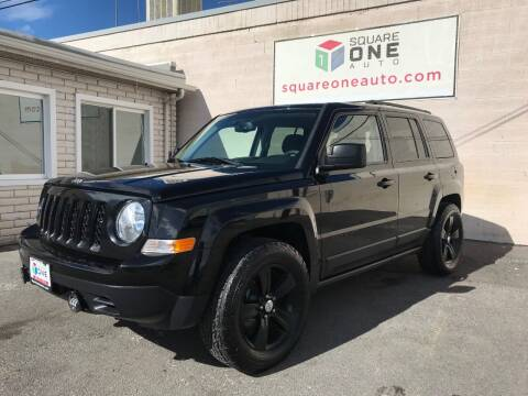 2016 Jeep Patriot for sale at SQUARE ONE AUTO LLC in Murray UT