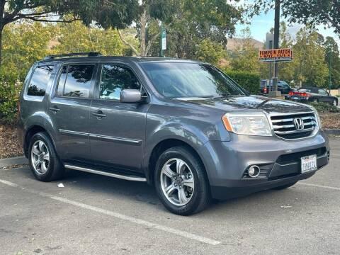 2015 Honda Pilot for sale at CARFORNIA SOLUTIONS in Hayward CA
