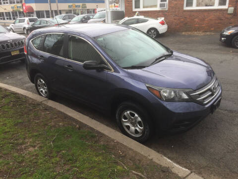 2013 Honda CR-V for sale at UNION AUTO SALES in Vauxhall NJ