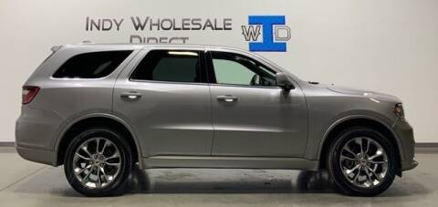 2019 Dodge Durango for sale at Indy Wholesale Direct in Carmel IN