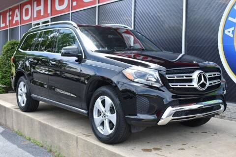 2019 Mercedes-Benz GLS for sale at Alfa Romeo & Fiat of Strongsville in Strongsville OH