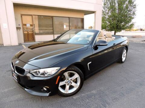 2014 BMW 4 Series for sale at PK MOTORS GROUP in Las Vegas NV