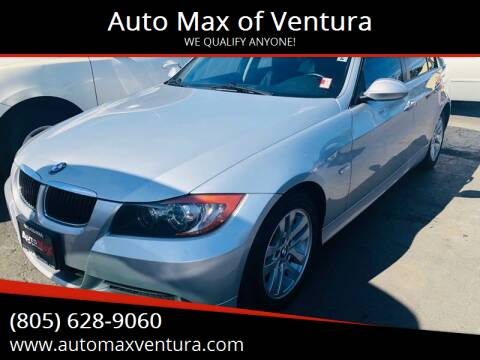 2006 BMW 3 Series for sale at Auto Max of Ventura in Ventura CA