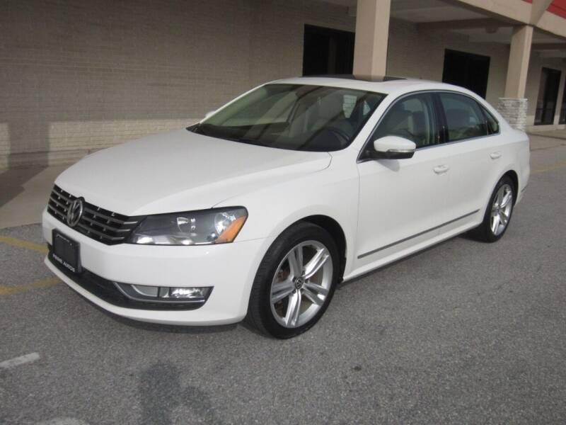 2014 Volkswagen Passat for sale at PRIME AUTOS OF HAGERSTOWN in Hagerstown MD