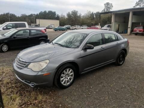 2007 Chrysler Sebring for sale at Ebert Auto Sales in Valdosta GA