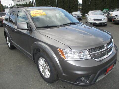 2013 Dodge Journey for sale at GMA Of Everett in Everett WA