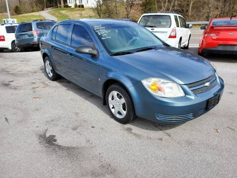 2007 Chevrolet Cobalt for sale at DISCOUNT AUTO SALES in Johnson City TN