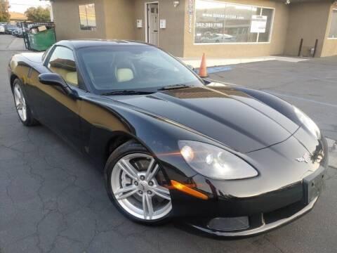 2008 Chevrolet Corvette for sale at Ournextcar/Ramirez Auto Sales in Downey CA