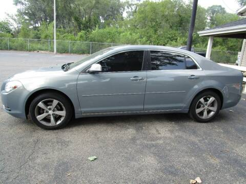2009 Chevrolet Malibu for sale at Best Buy Auto Sales of Northern IL in South Beloit IL