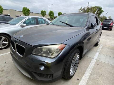 2014 BMW X1 for sale at CENTURY MOTORS in Fresno CA