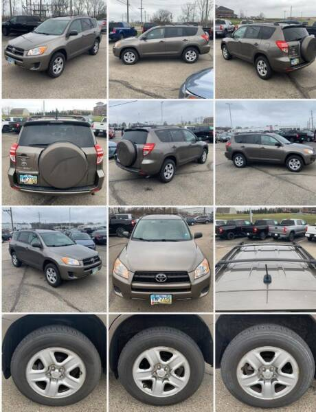 2009 Toyota RAV4 for sale at The Bengal Auto Sales LLC in Hamtramck MI