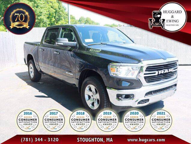 2019 RAM Ram Pickup 1500 for sale in Stoughton, MA