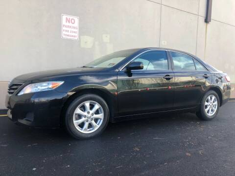2011 Toyota Camry for sale at International Auto Sales in Hasbrouck Heights NJ