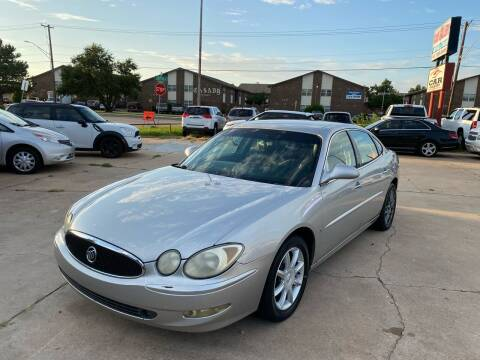 2006 Buick LaCrosse for sale at Car Gallery in Oklahoma City OK