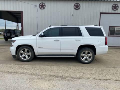 2015 Chevrolet Tahoe for sale at Circle T Motors INC in Gonzales TX