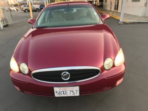 2005 Buick LaCrosse for sale at Auto Outlet Sac LLC in Sacramento CA