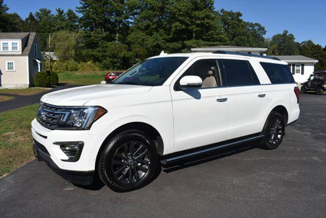 2021 Ford Expedition MAX for sale at AUTO ETC. in Hanover MA
