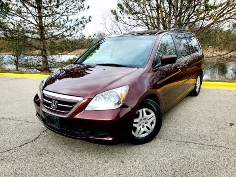 2007 Honda Odyssey for sale at Excalibur Auto Sales in Palatine IL