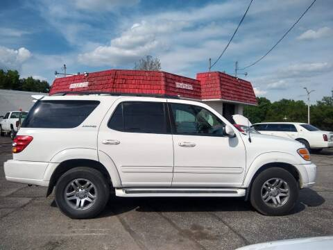 2003 Toyota Sequoia for sale at Savior Auto in Independence MO
