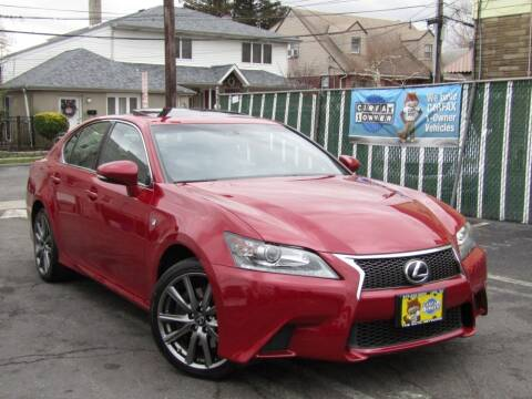 2015 Lexus GS 350 for sale at The Auto Network in Lodi NJ