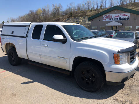 2009 GMC Sierra 1500 for sale at Gilly's Auto Sales in Rochester MN