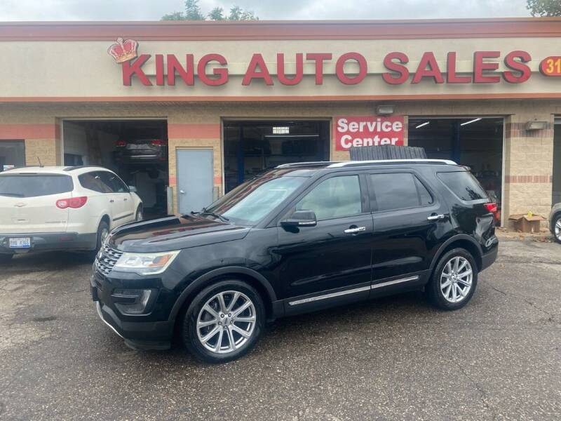 2016 Ford Explorer for sale at KING AUTO SALES  II in Detroit MI