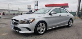 2017 Mercedes-Benz CLA for sale at Global Elite Motors LLC in Wenatchee WA