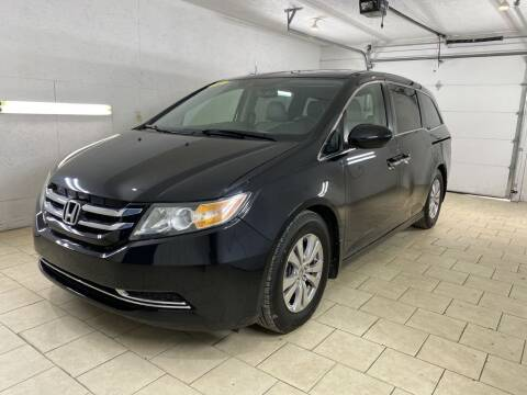 2014 Honda Odyssey for sale at 4 Friends Auto Sales LLC in Indianapolis IN