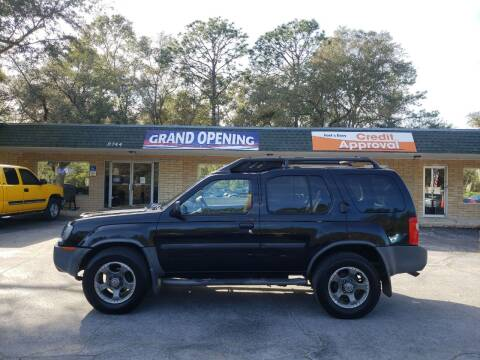 2004 Nissan Xterra for sale at Magic Imports in Melrose FL