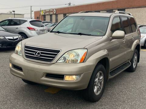 2004 Lexus GX 470 for sale at MAGIC AUTO SALES - Magic Auto Prestige in South Hackensack NJ