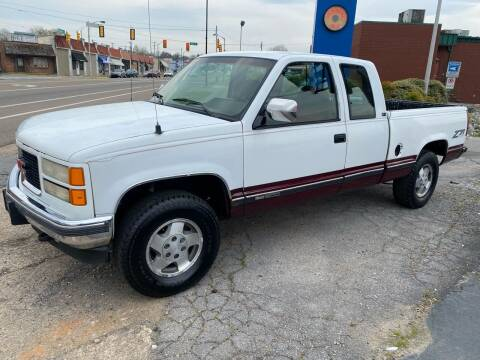 1994 GMC Sierra 1500 for sale at All American Autos in Kingsport TN