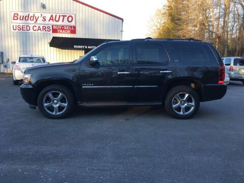 2011 Chevrolet Tahoe for sale at Buddy's Auto Inc in Pendleton SC