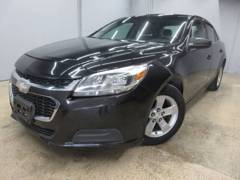 2014 Chevrolet Malibu for sale at Flash Auto Sales in Garland TX