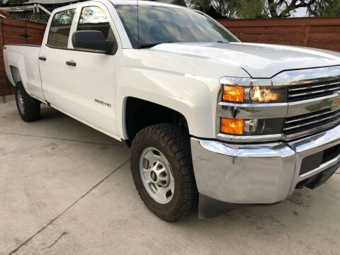 2016 Chevrolet Silverado 2500HD for sale at Speedway Motors TX in Fort Worth TX