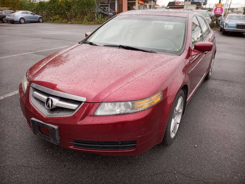 2005 Acura TL for sale at MAGIC AUTO SALES in Little Ferry NJ