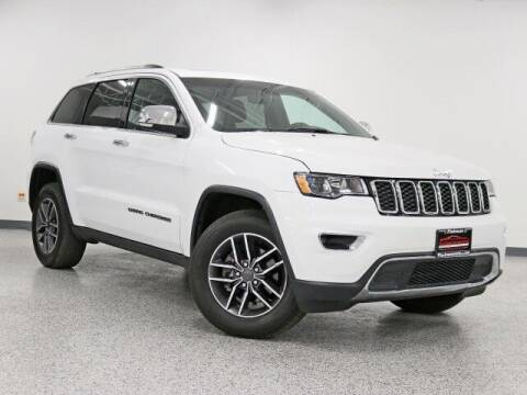 2020 Jeep Grand Cherokee for sale at Vanderhall of Hickory Hills in Hickory Hills IL
