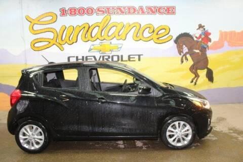 2019 Chevrolet Spark for sale at Sundance Chevrolet in Grand Ledge MI