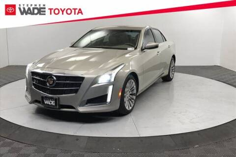 2014 Cadillac CTS for sale at Stephen Wade Pre-Owned Supercenter in Saint George UT
