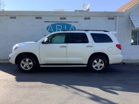 2008 Toyota Sequoia for sale at ARIA AUTO SALES INC.COM in Raleigh NC