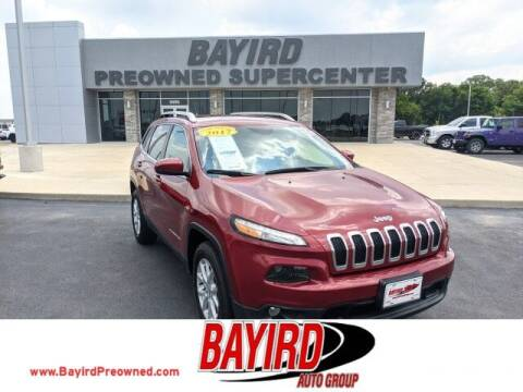 2017 Jeep Cherokee for sale at Bayird Truck Center in Paragould AR