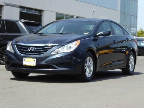 2012 Hyundai Sonata for sale at Loudoun Motor Cars in Chantilly VA