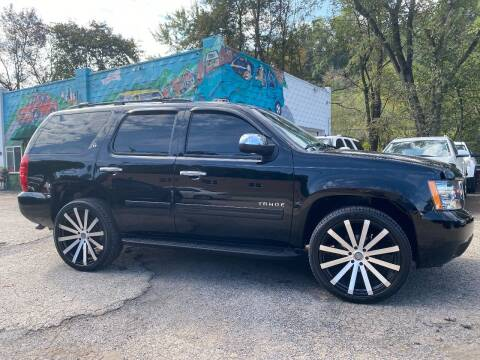 2013 Chevrolet Tahoe for sale at Showcase Motors in Pittsburgh PA
