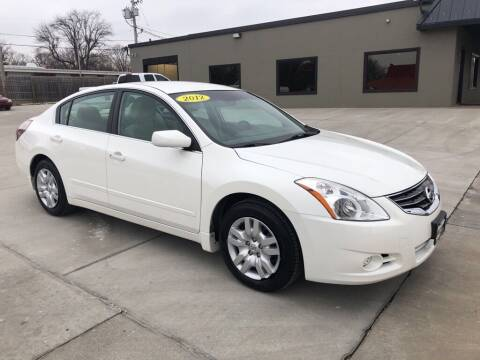 2012 Nissan Altima for sale at Tigerland Motors in Sedalia MO