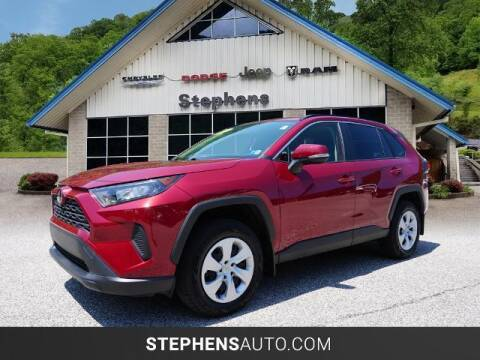 2019 Toyota RAV4 for sale at Stephens Auto Center of Beckley in Beckley WV