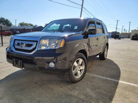 2011 Honda Pilot for sale at A & J Enterprises in Dallas TX