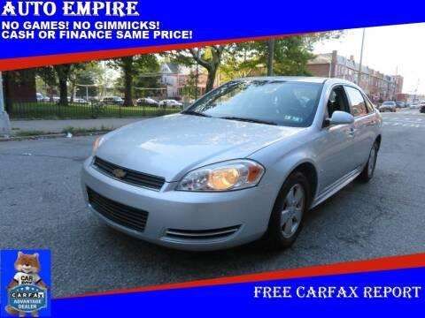 2009 Chevrolet Impala for sale at Auto Empire in Brooklyn NY